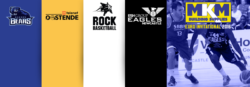 Newcastle Eagles Banner Image
